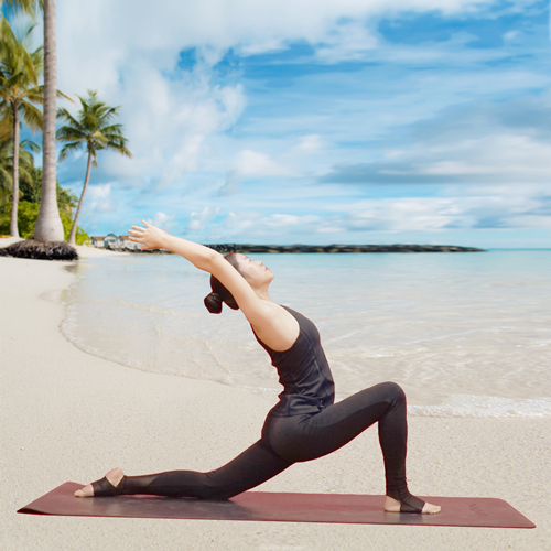 资深瑜伽导师